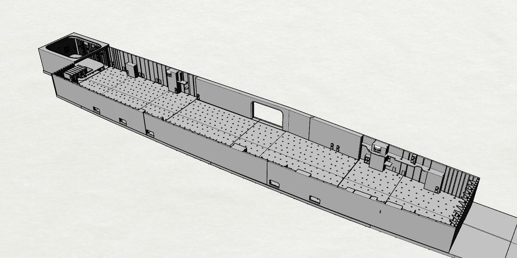 Clemenceau-Foch, conception et réalisation d'un kit d'amélioration - Page 2 17081411081423134915219757