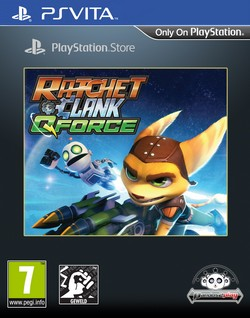 Ratchet & Clank : QForce (EUR)