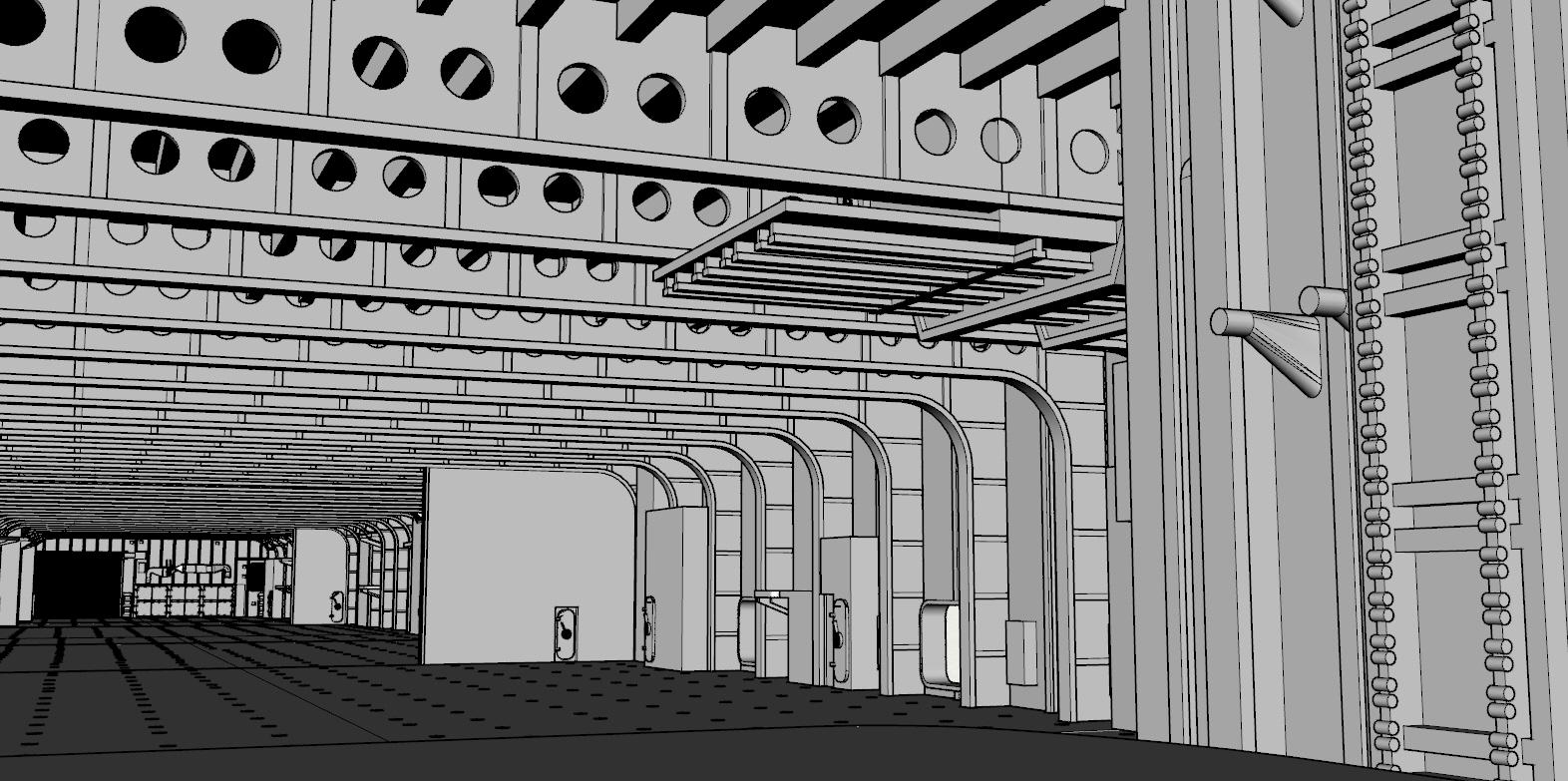 Porte-avions Clemenceau : conception et réalisation d'un kit d'amélioration - Page 2 17081610362623134915225066