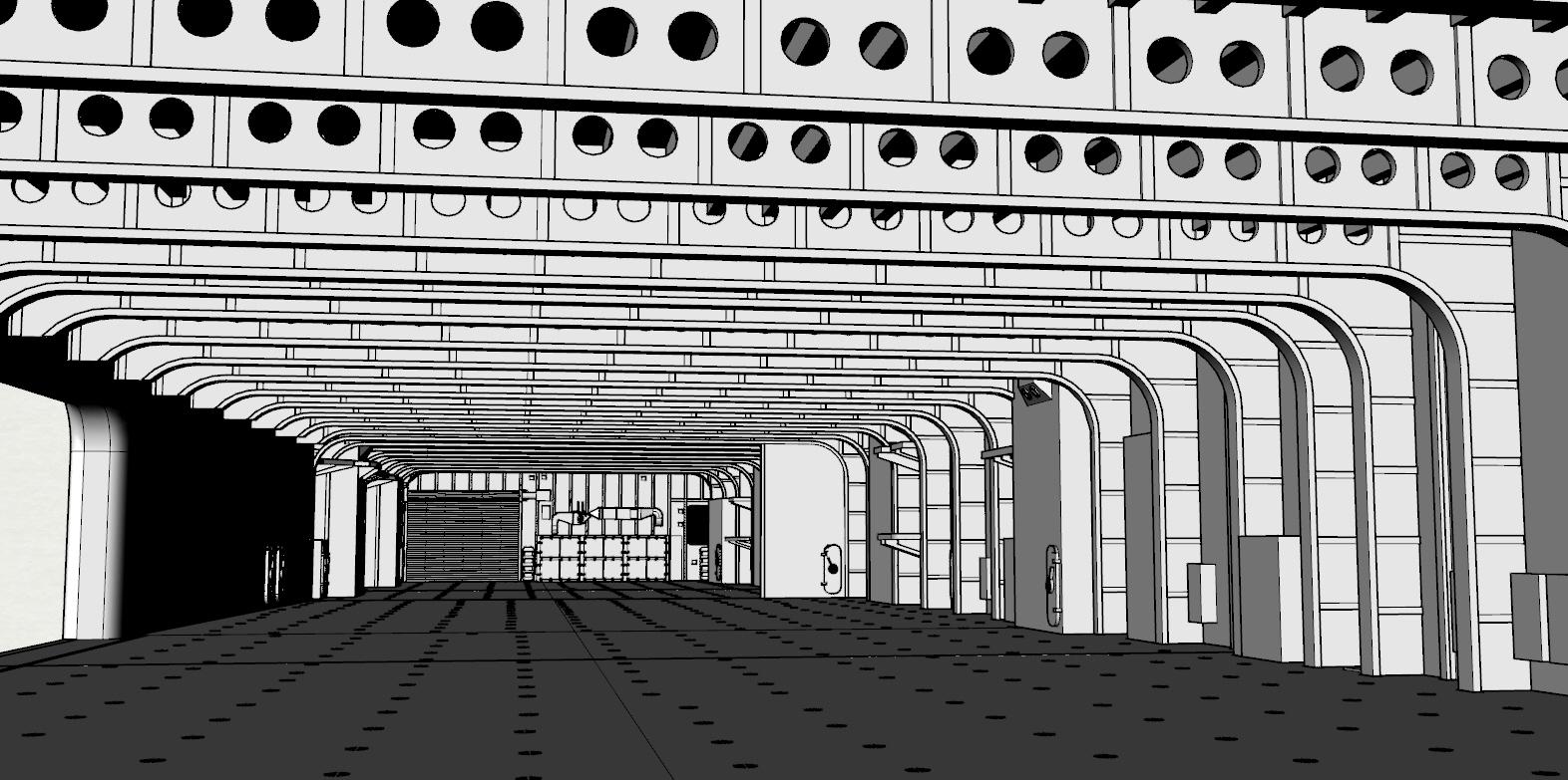 Porte-avions Clemenceau : conception et réalisation d'un kit d'amélioration - Page 2 17081610363723134915225069