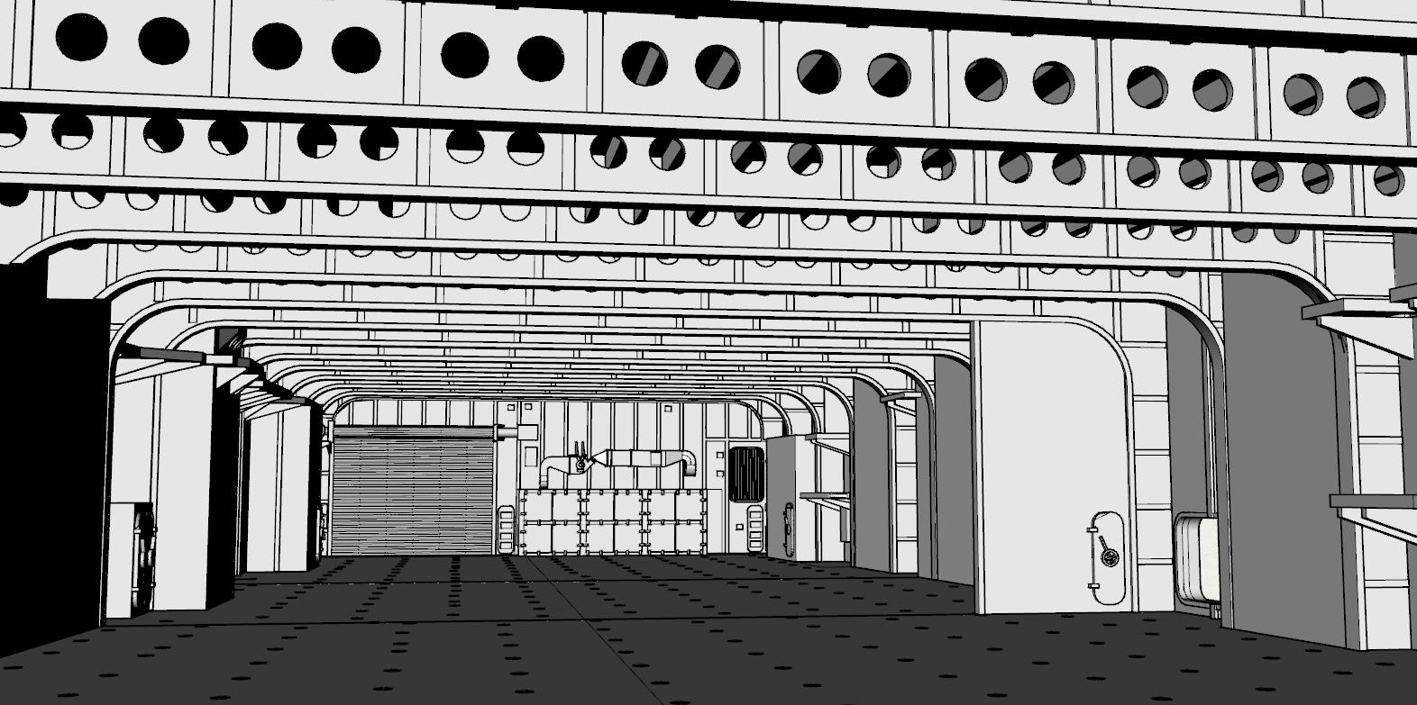 Porte-avions Clemenceau : conception et réalisation d'un kit d'amélioration - Page 2 17081610364123134915225071