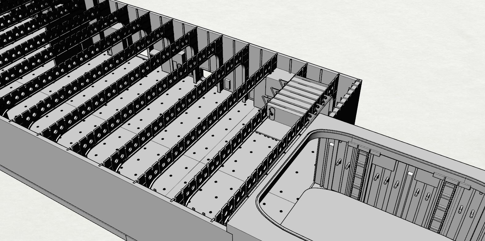 Porte-avions Clemenceau : conception et réalisation d'un kit d'amélioration - Page 2 17081610500623134915225102