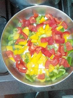 Album hôtel- Image Recette d\'été : la ratatouille des saveurs, on ne mélange pas des légumes mais des saveurs d\'été !   http://www.cuistot.net/ratatouille.ht