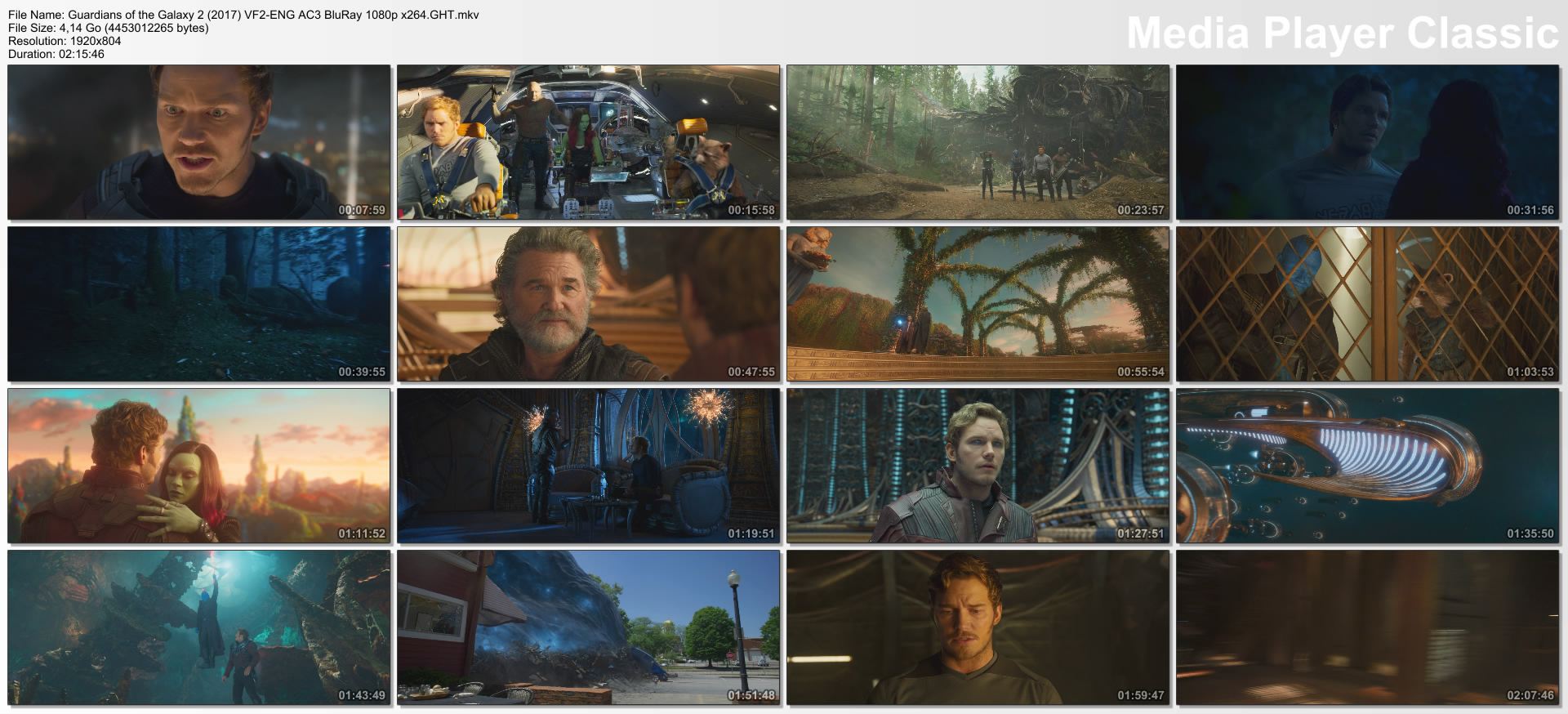 Guardians of the Galaxy 2 (2017) VF2-ENG AC3 BluRay 1080p x264.GHT