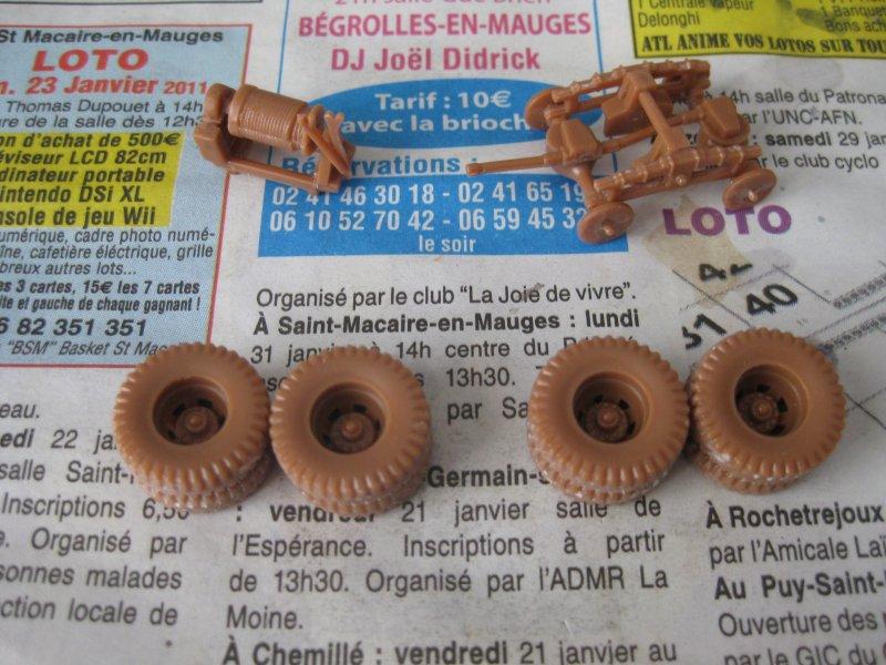 M-19 tank transporter 45t [Matchbox 1/76] 1708240224263532815237280