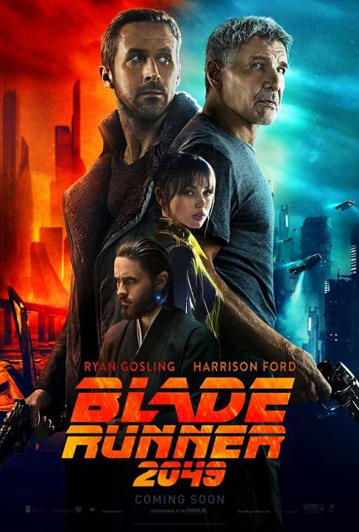 L'AFFICHE : BLADE RUNNER 2049 dans Cinéma 17082508423215263615238265