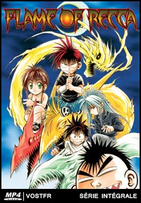 Flame of Recca : L'int�grale de la ...