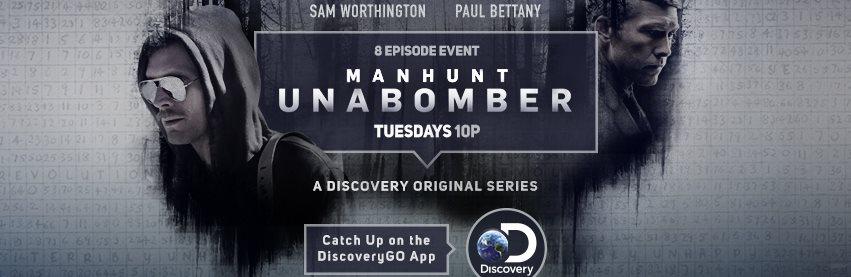 炸彈追兇 Manhunt: Unabomber
