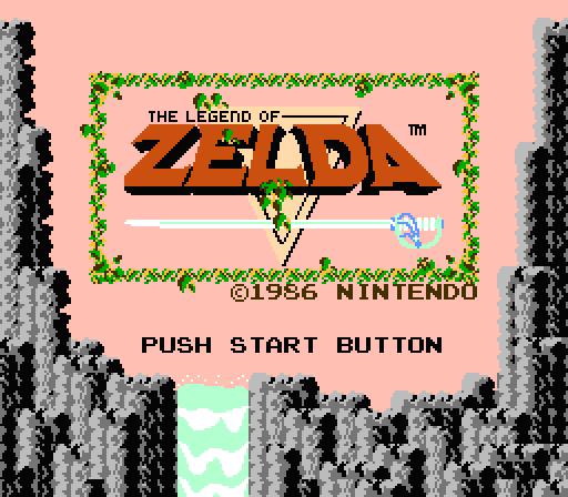 The Legend of ZELDA 1709040828244975115253967