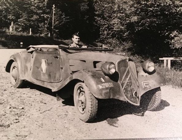 Traction Avant 6e RCA 1945 1/32 17090410002715435715254039