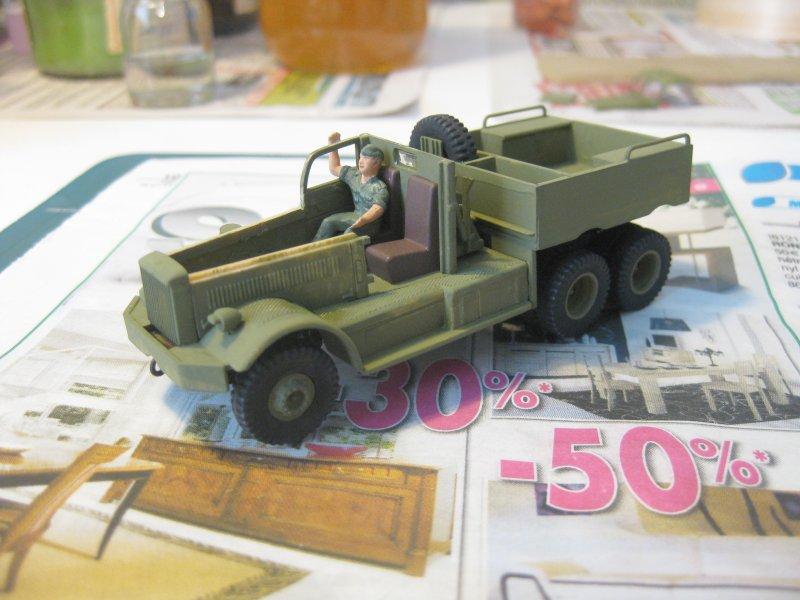 M-19 tank transporter 45t [Matchbox 1/76] - Page 2 1709090805343532815261567