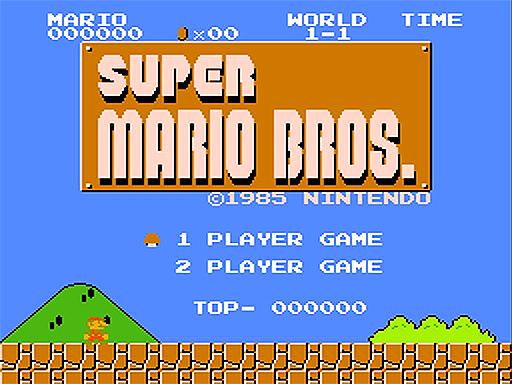 Super MARIO BROS. 1709120214014975115265775