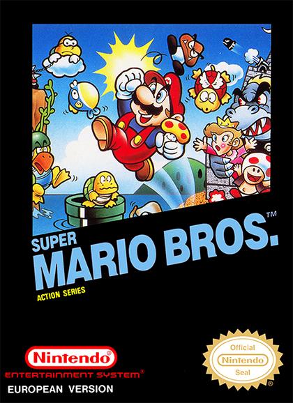 Super MARIO BROS. 1709120250194975115265816