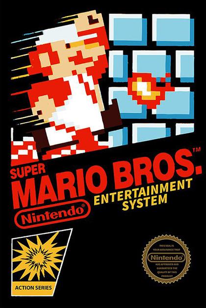 Super MARIO BROS. 1709120327174975115265970