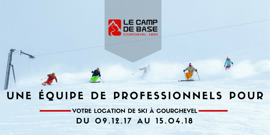 Location ski Courchevel