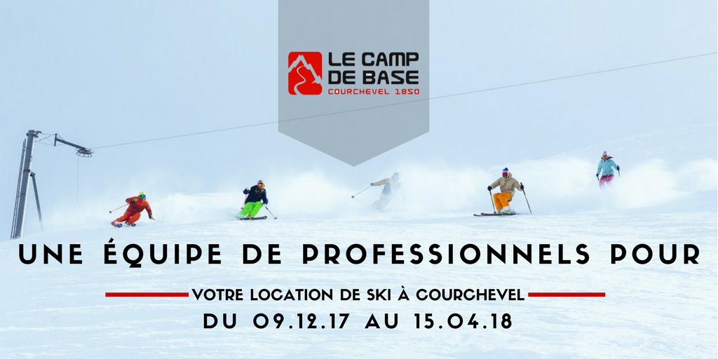 Location ski Courchevel