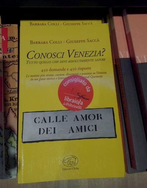 Conosci Venezia ?