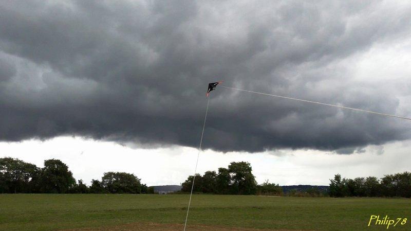Spot de vol de la butte d'Orgemont dans le département du Val-d'Oise (95) 17091711243915083515273048