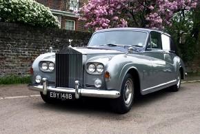 Rolls-Royce Phantom V James Young