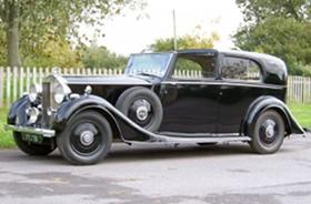 Rolls-Royce Phantom III H.J Mulliner