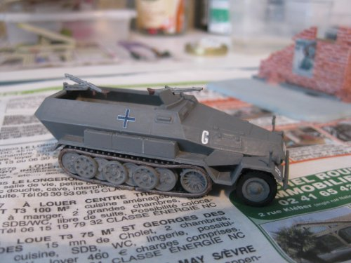 Sd.Kfz 251/1 [Revell 1/76e] 1709180718003532815274974