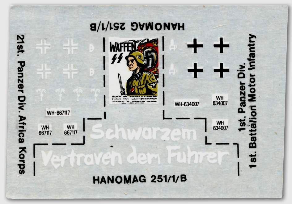 Sd.Kfz 251/1 [Revell 1/76e] 1709180718423532815274978