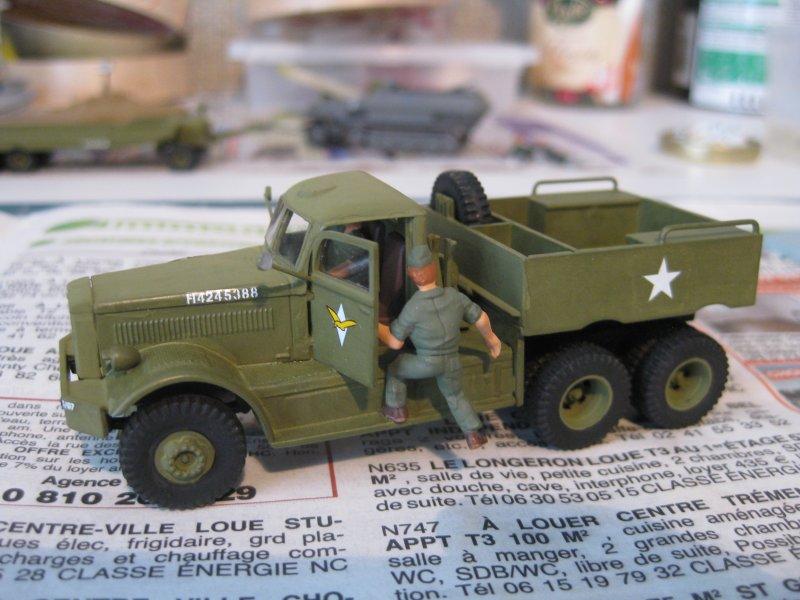 M-19 tank transporter 45t [Matchbox 1/76] - Page 2 1709180756213532815275133