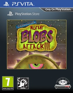 Tales from Space: Mutant Blobs Attac...