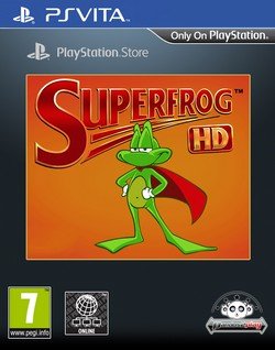 Superfrog HD (EUR)