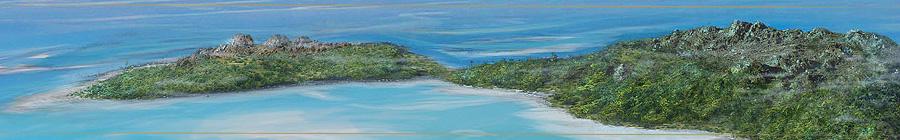 En mer, Îles Pirates, Îles des Epices