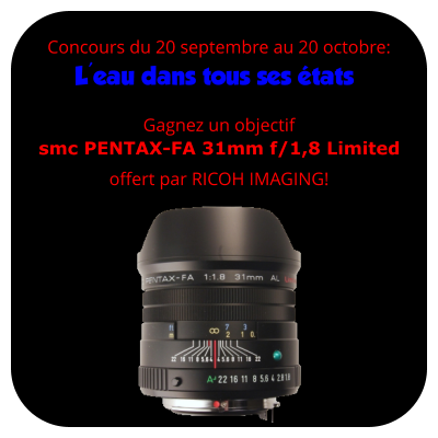 Concours MMPentax