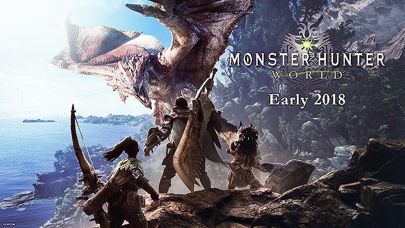 Monster Hunter World  1709231149094975115281833