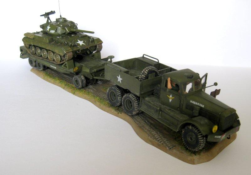 M-19 tank transporter 45t [Matchbox 1/76] - Page 3 1709240449163532815283767