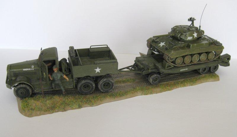 M-19 tank transporter 45t [Matchbox 1/76] - Page 3 1709240449183532815283770