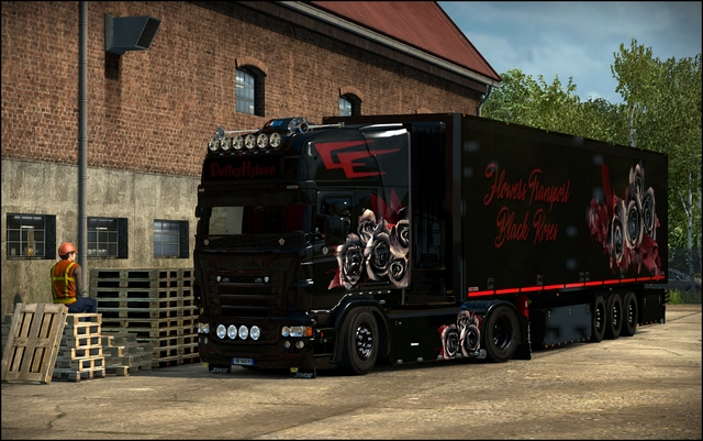 ETS 2 Screens Defley - ets2_02680