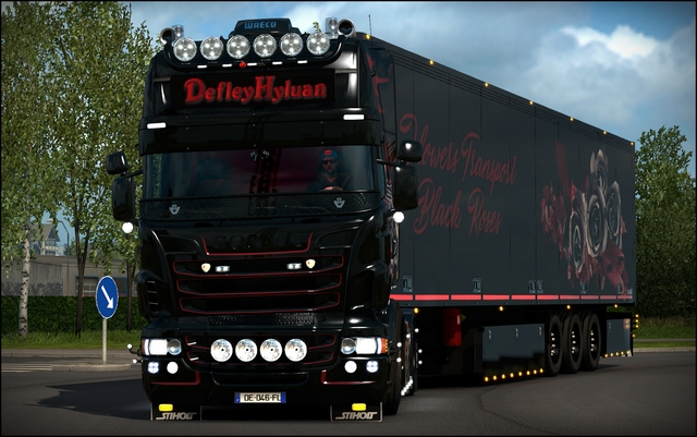 ETS 2 Screens Defley - ets2_02685