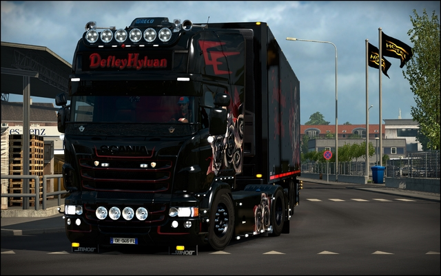 ETS 2 Screens Defley - ets2_02688