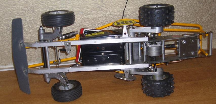 Challenger 83 electro-9