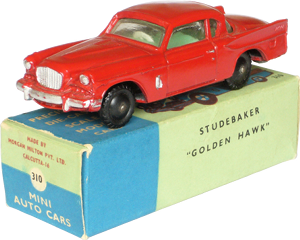 Studebaker Golden Hawk Milton