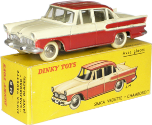 Simca Vedette Chambord Dinky-Toys