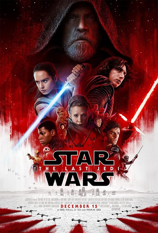 STAR WARS VIII : L'AFFICHE, LE TRAILER ! dans Star Wars 17101005172715263615310646