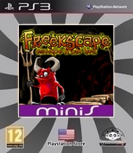 Freekscape : Escape from Hell (PS3 M...