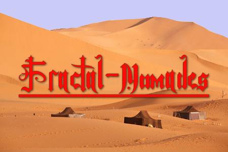 Fractal-Nomades