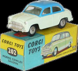 Morris Cowley Corgi-Toys