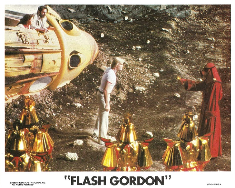 ALBUM PHOTO : FLASH GORDON (1980) dans ALBUM PHOTO 17101811023215263615326538