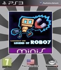Gamocracy One : Legend Of Robo7 (PS3...