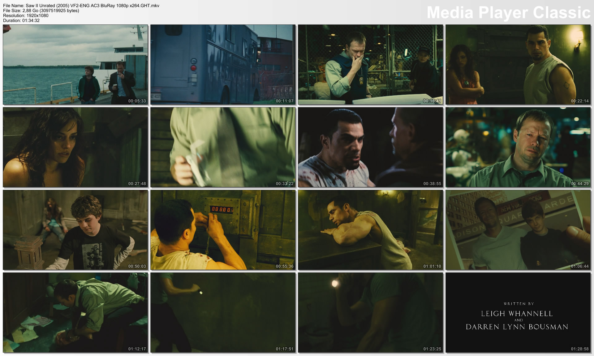 Saw II Unrated (2005) VF2-ENG AC3 BluRay 1080p x264.GHT