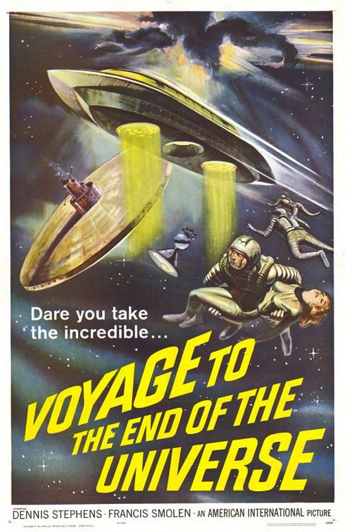 POSTEROÏDE - Voyage to the End of the Universe dans Cineteek 17110111482515263615349362