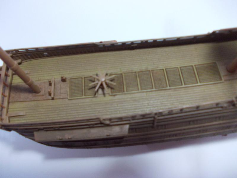 Swedish Regal Ship - Wasa ( 1628 ) --> Maquette Revell 1/150 ... 17110205583910194415351732