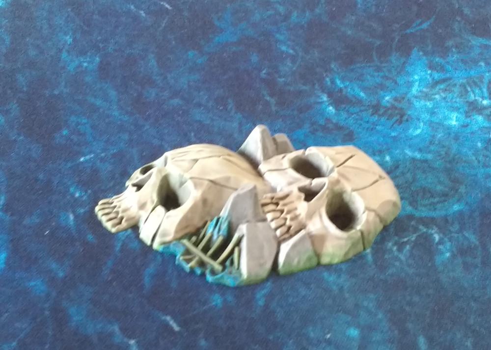 Dreadfleet : des navires dans le monde de Warhammer 17110309451123099315353527